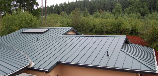 Metal River Roofing Residential And Commercial Roofing